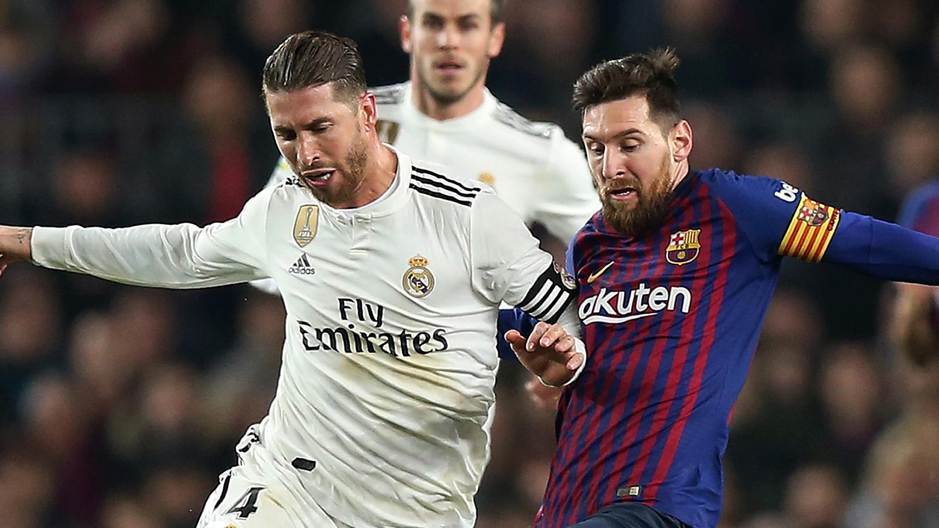 Resultado de imagen de real madrid barcelona