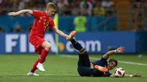 belgium japan - de bruyne - world cup - 02072018