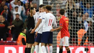 Inglaterra España England Spain Nations League 08092018