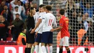 Inglaterra España England Spain Nations League 08092018