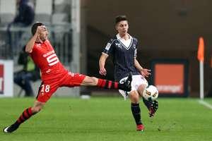 Theo Pellenard Bordeaux Ligue 1