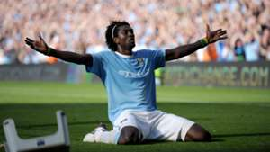 Emmanuel Adebayor Manchester City Arsenal Premier League