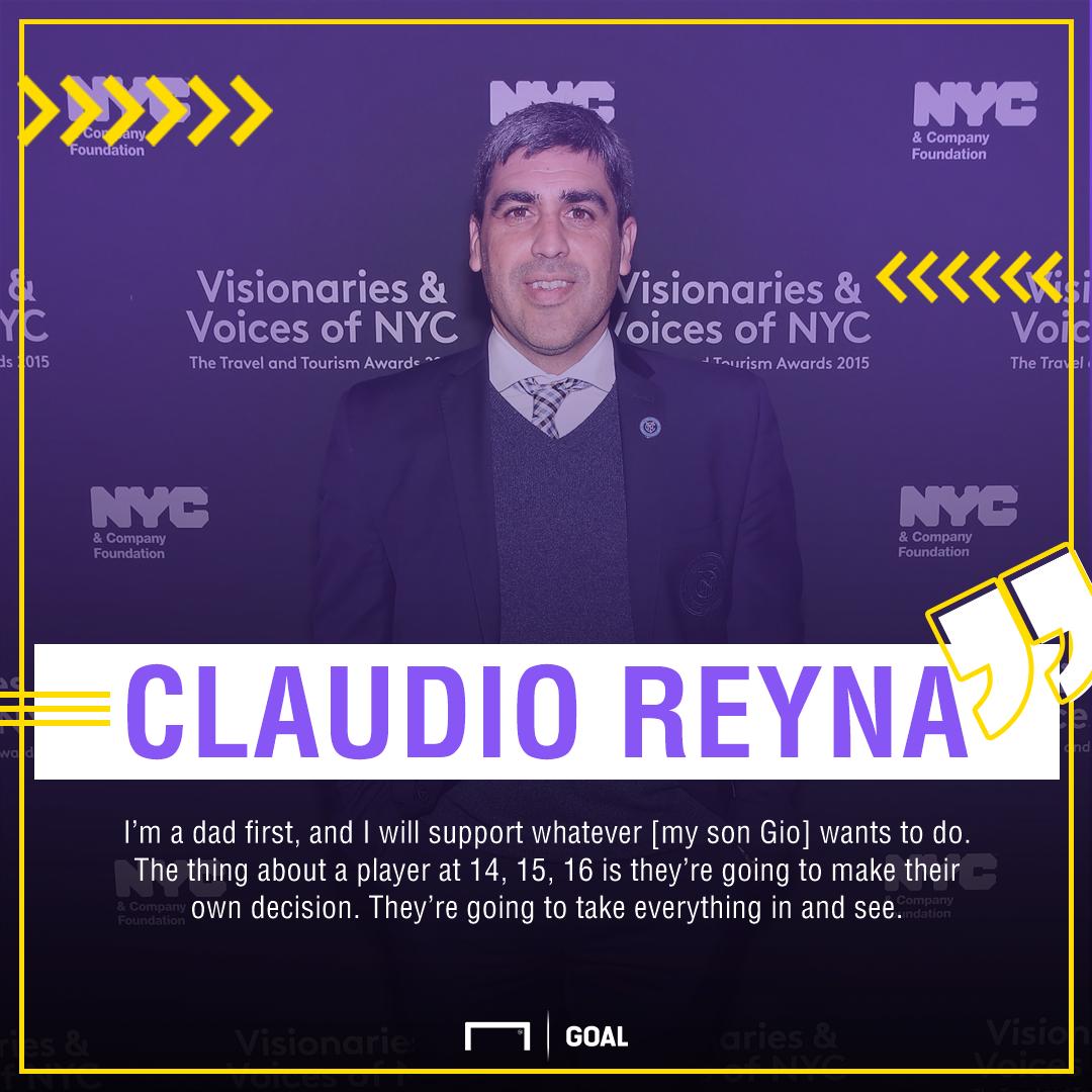 Claudio Reyna quote