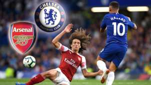 GFX Arsenal Chelsea 2018