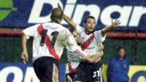 Ricardo Rojas River Boca Clausura 2002