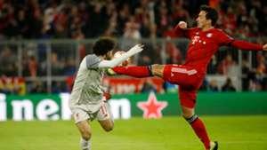 Mats Hummels Mohamed Salah FC Bayern München Liverpool 13032019