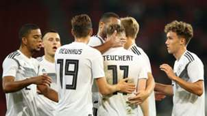 Germany U21 Norway