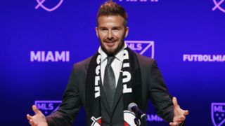 David Beckham Inter Miami 2018
