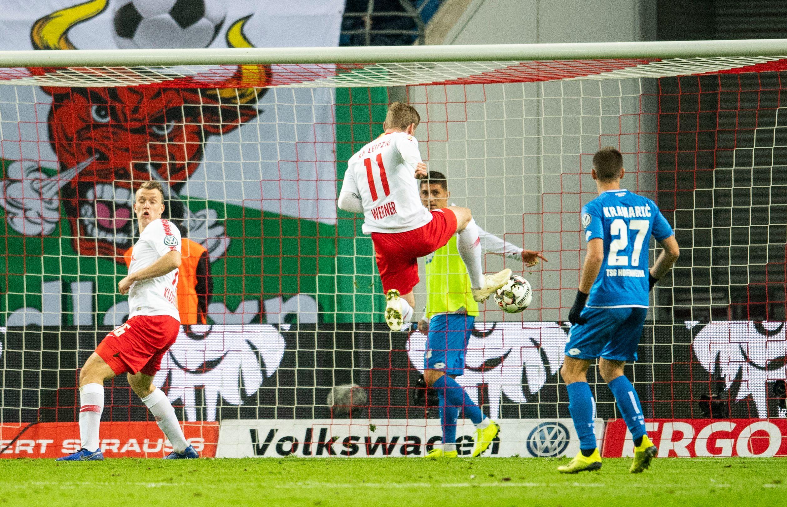 Leipzig Hamburg Dfb Pokal