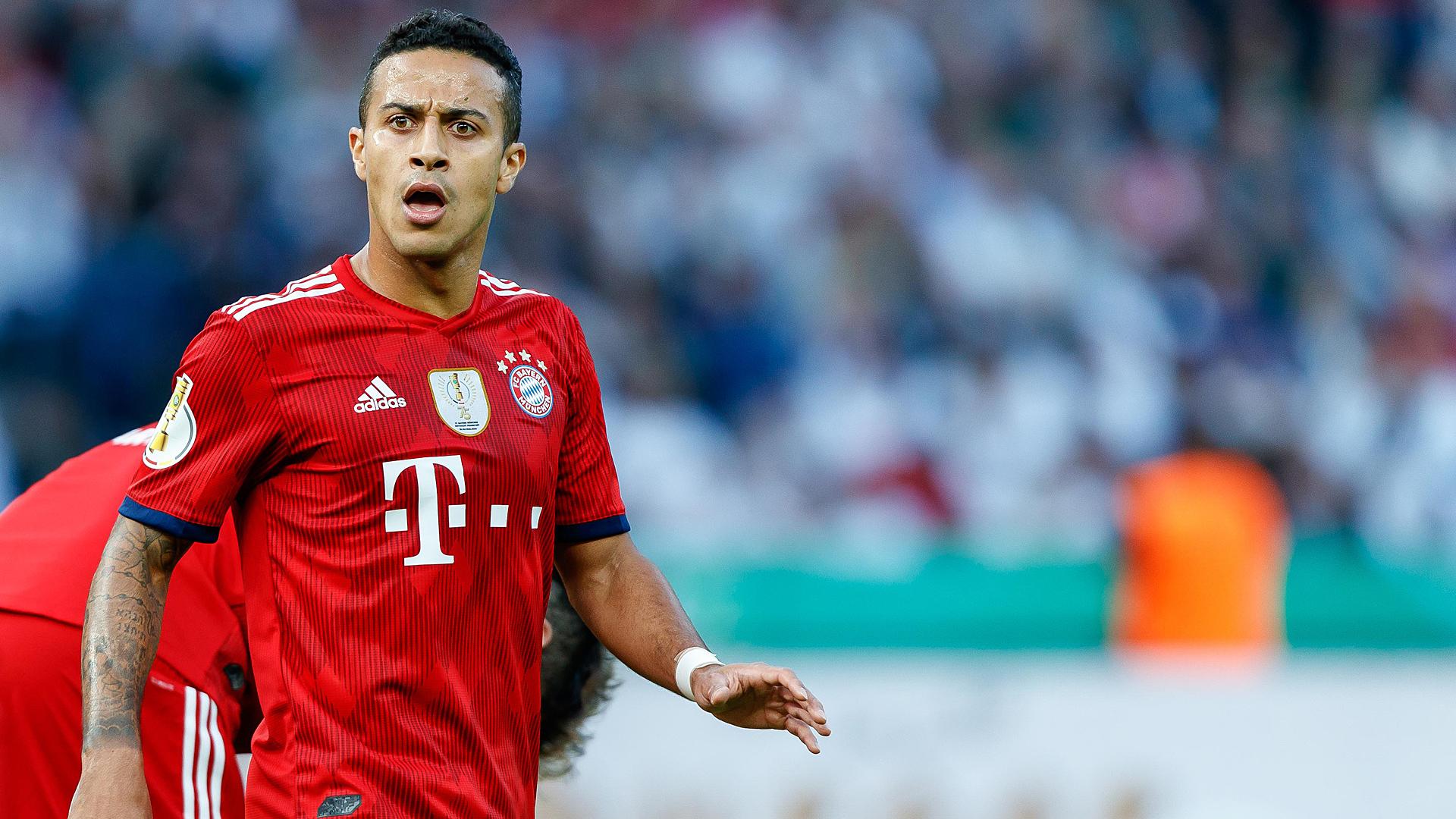 Thiago FC Bayern