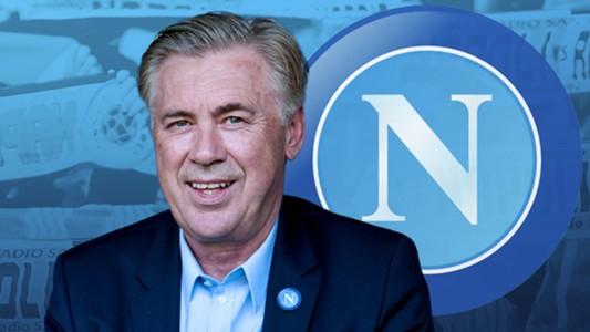 Image result for Ancelotti Napoli