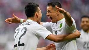 Javier Hernandez Mexico Confederations Cup