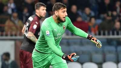 Donnarumma Sampdoria Milan