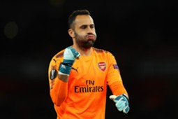 David Ospina Arsenal Colonia Europa League 2017