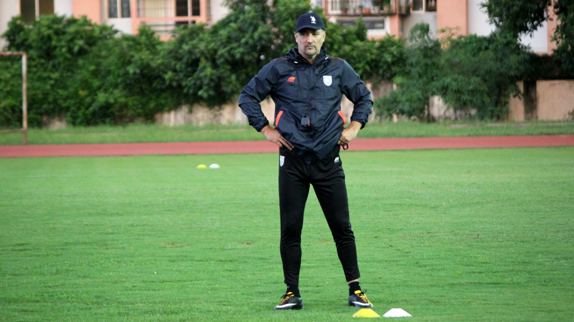 India Football Coach Expects More Support Before Bangladesh Clash