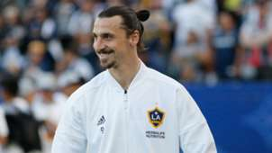 Zlatan Ibrahimovic LA Galaxy Sporting KC