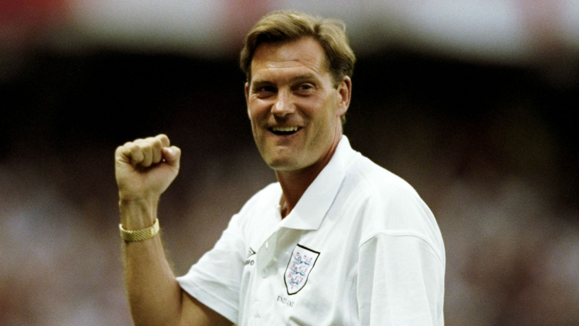 Glenn Hoddle England 1998
