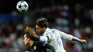 antoine griezmann sergio ramos atletico madrid real madrid champions league 050217