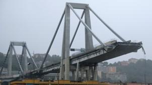 Ponte Morandi bridge, Genoa