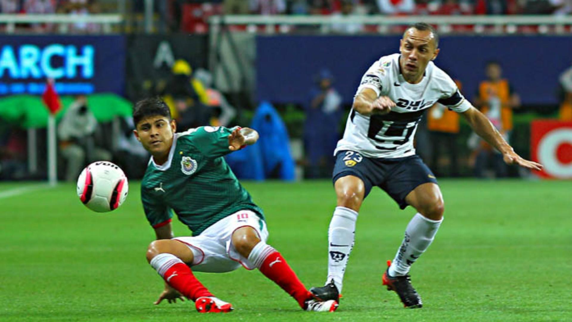 Chivas vs Pumas: formación, día, horario y transmisión   Goal.com