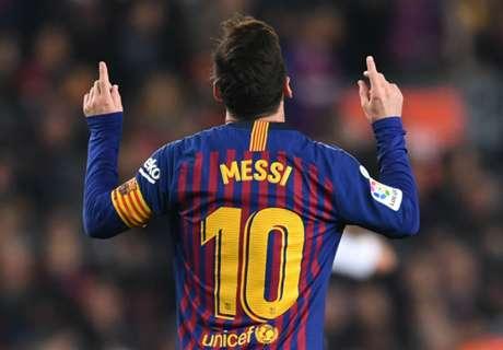 'Replacing Messi harder for Barcelona than Ronaldo'