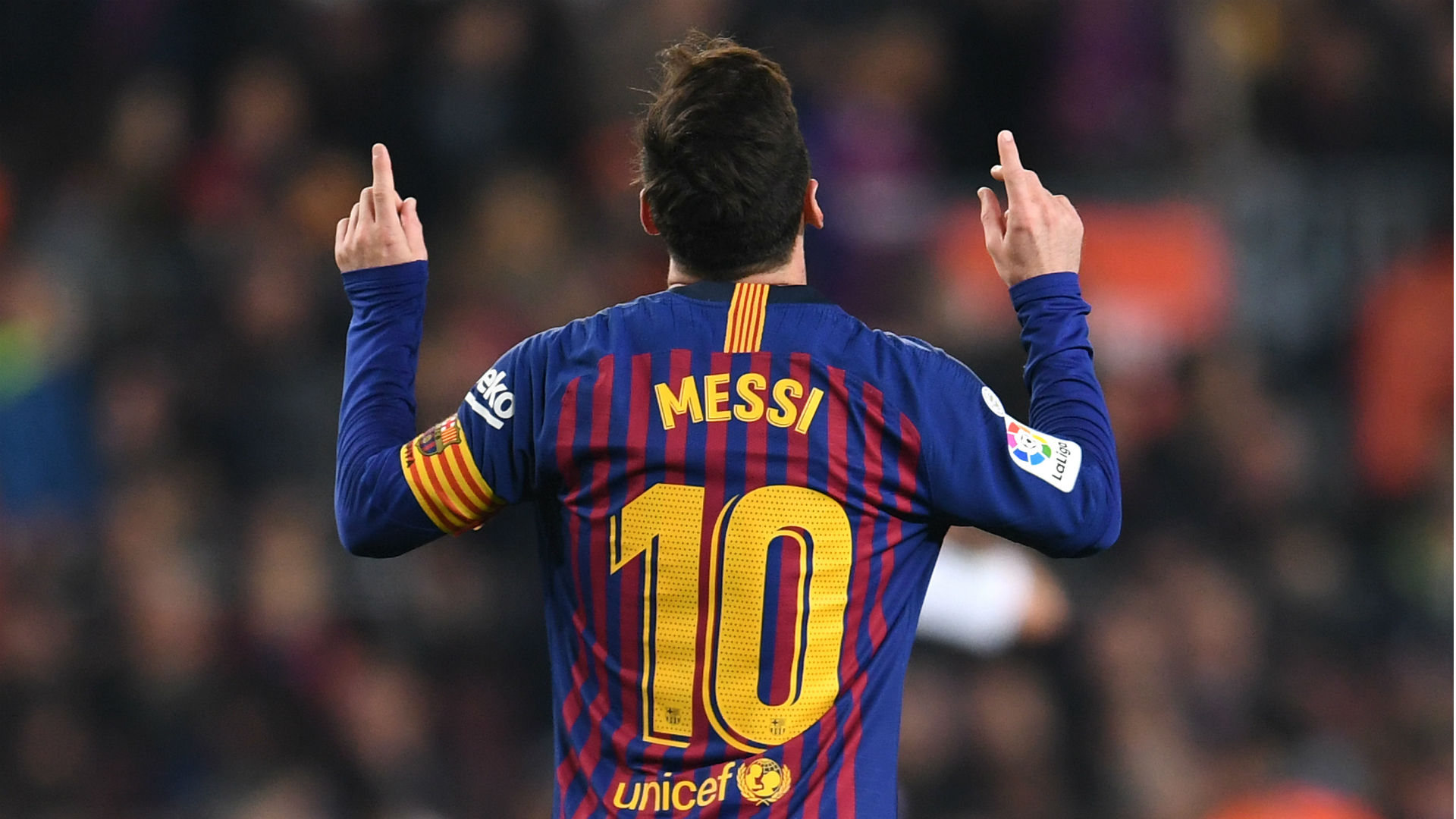 Barcelona star reaches yet another landmark in the victory against Real Valladolid
