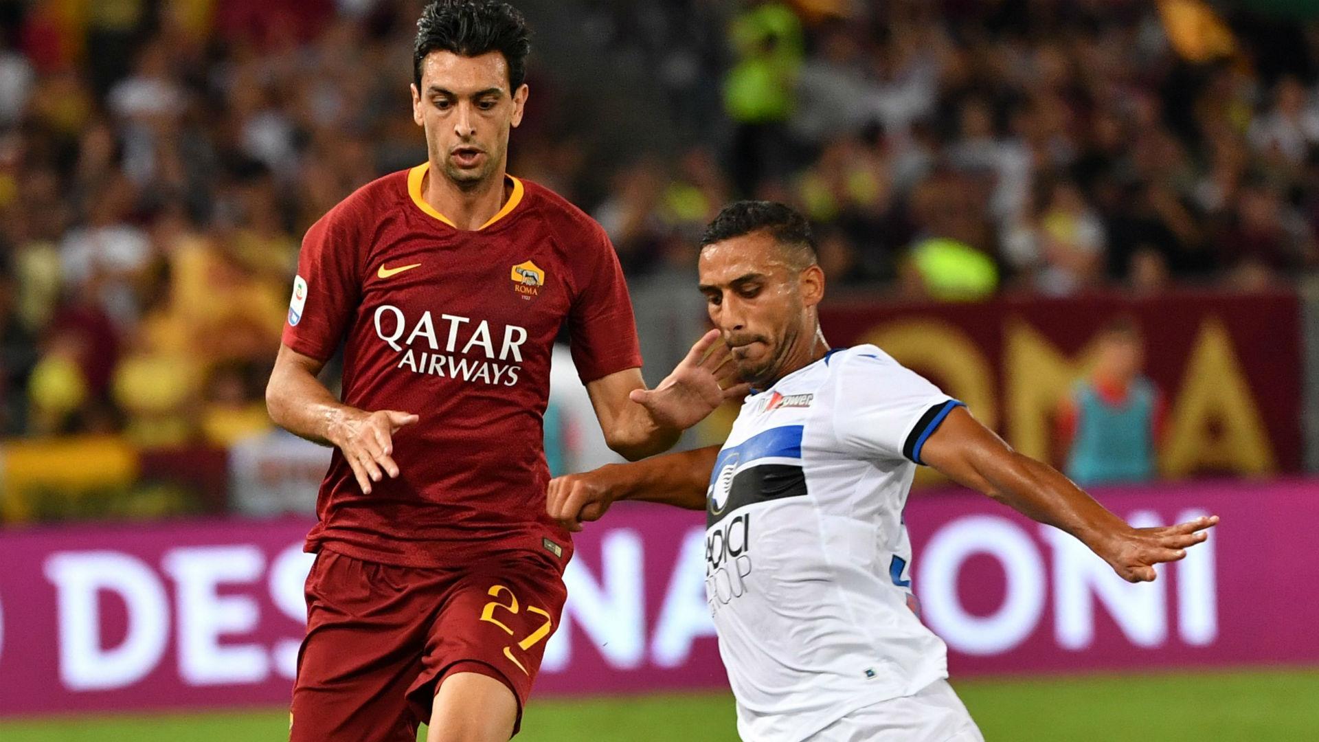 Pastore Adnan Roma Atalanta Serie A