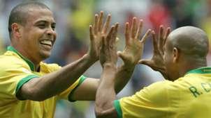 Ronaldo Roberto Carlos Brazil