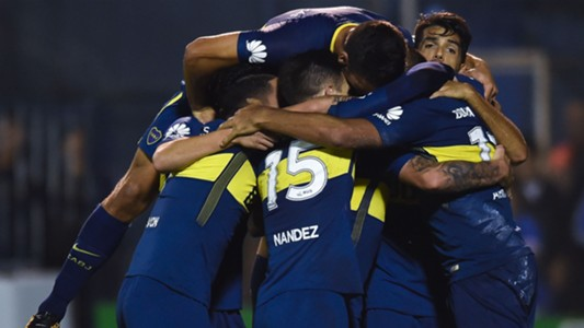 Gimnasia Boca Superliga 09052018