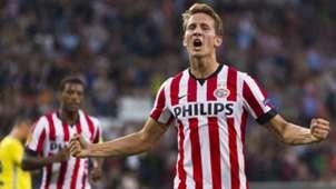 Luuk de Jong PSV Europa League