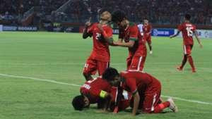 Piala AFF U-19 Indonesia vs Laos