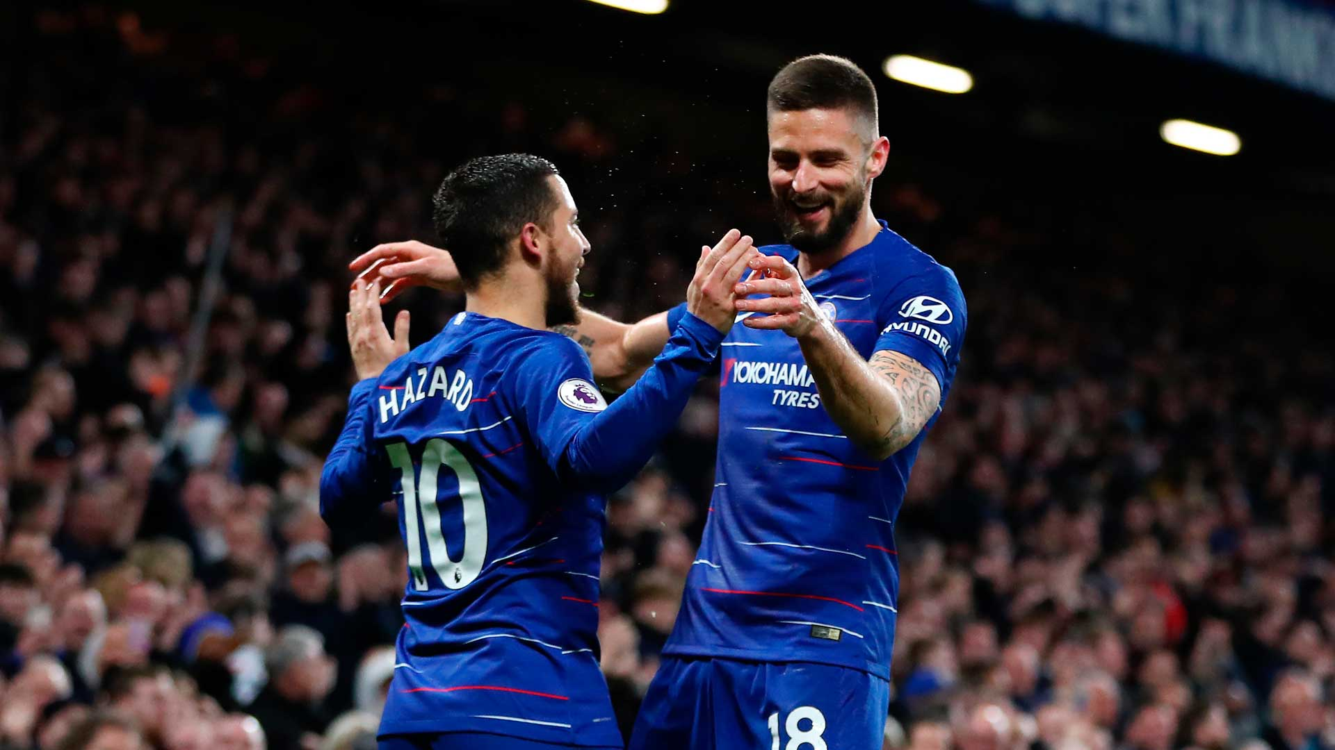 Mo Salah Rocket Gives Liverpool Upperhand Against Chelsea