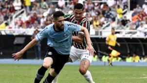 Luciano Marcelo Oliveira Fluminense Gremio Brasileirão Série A 29092018