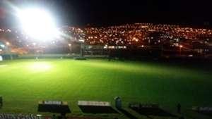 Estadio La Independencia apagón