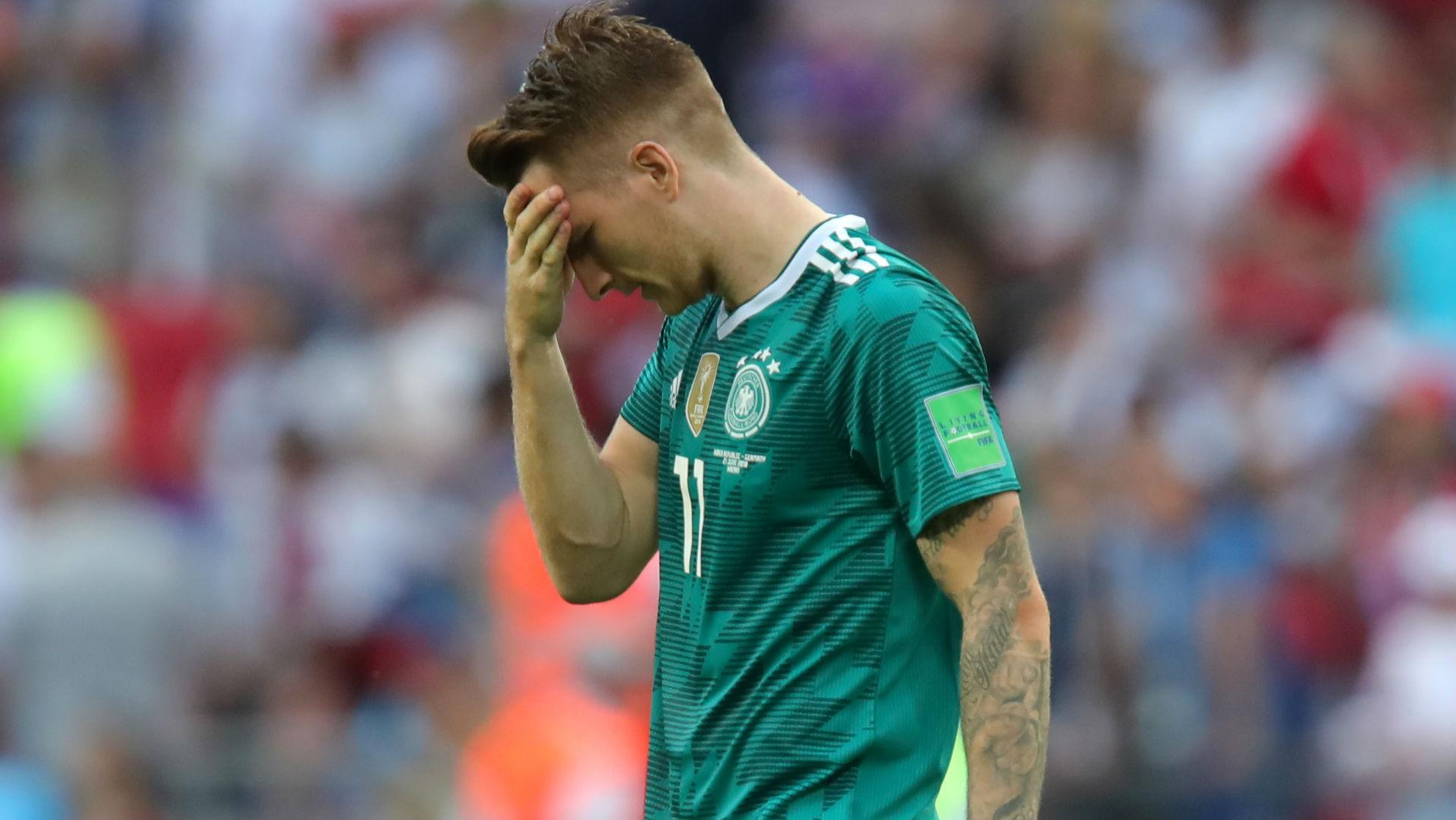 Mesut Ozil and Mats Hummels return as Germany make five changes