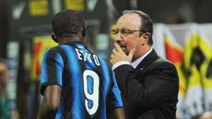 Rafa Benitez Inter