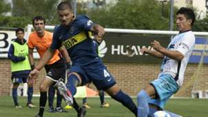 Marcelo Weigandt Boca Juniors