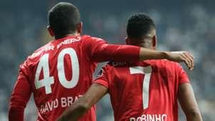 Besiktas Sivasspor Braz Robinho 111118