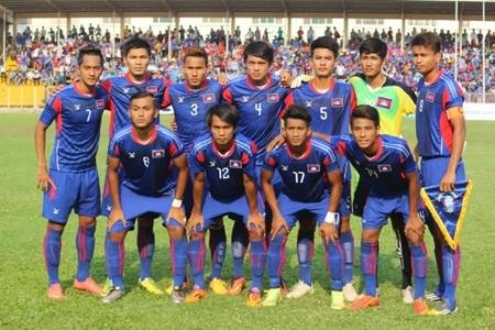 Cambodia Football Team