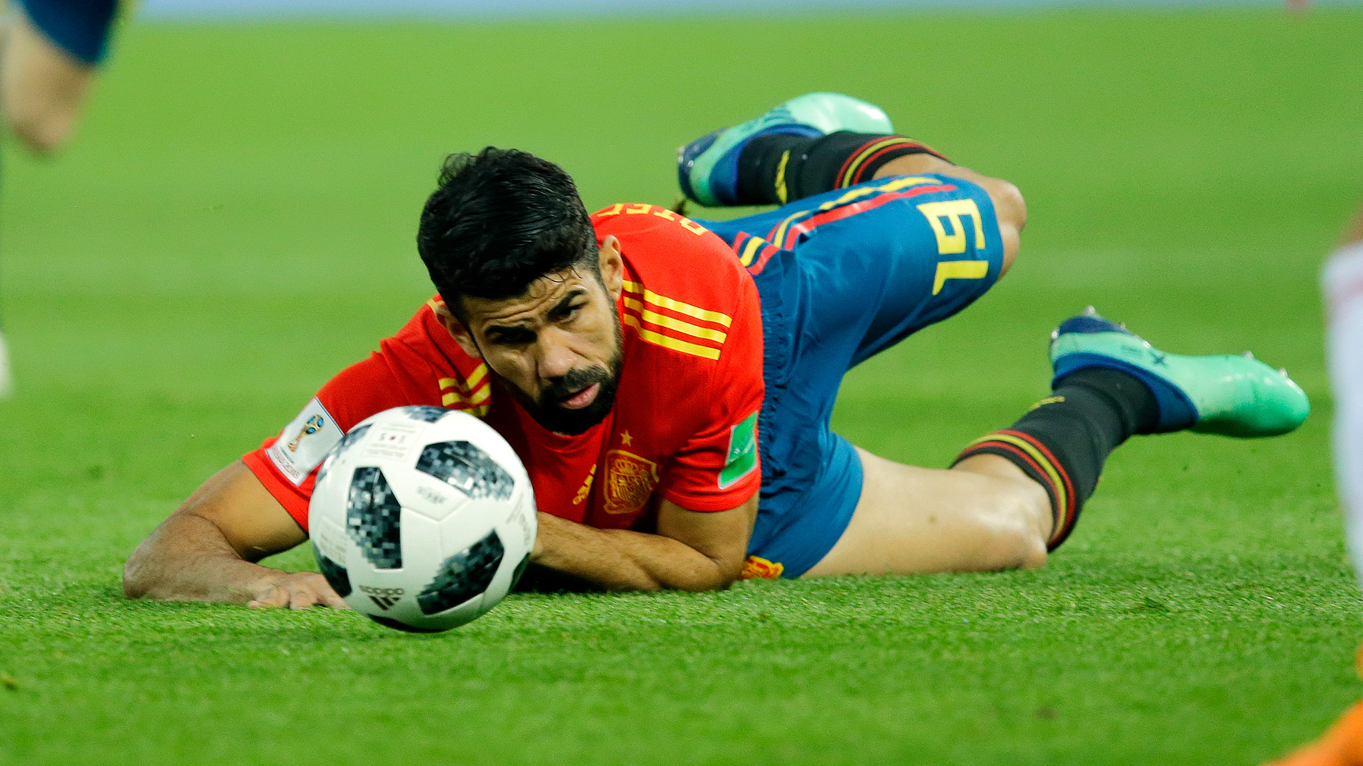 Diego Costa Spain Morocco World Cup 2018 250618