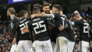 Argentina Italia International friendly 23032018