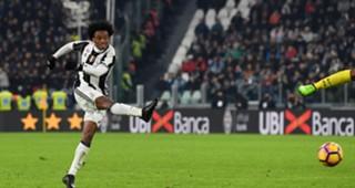 Juan Cuadrado Juventus Inter Serie A