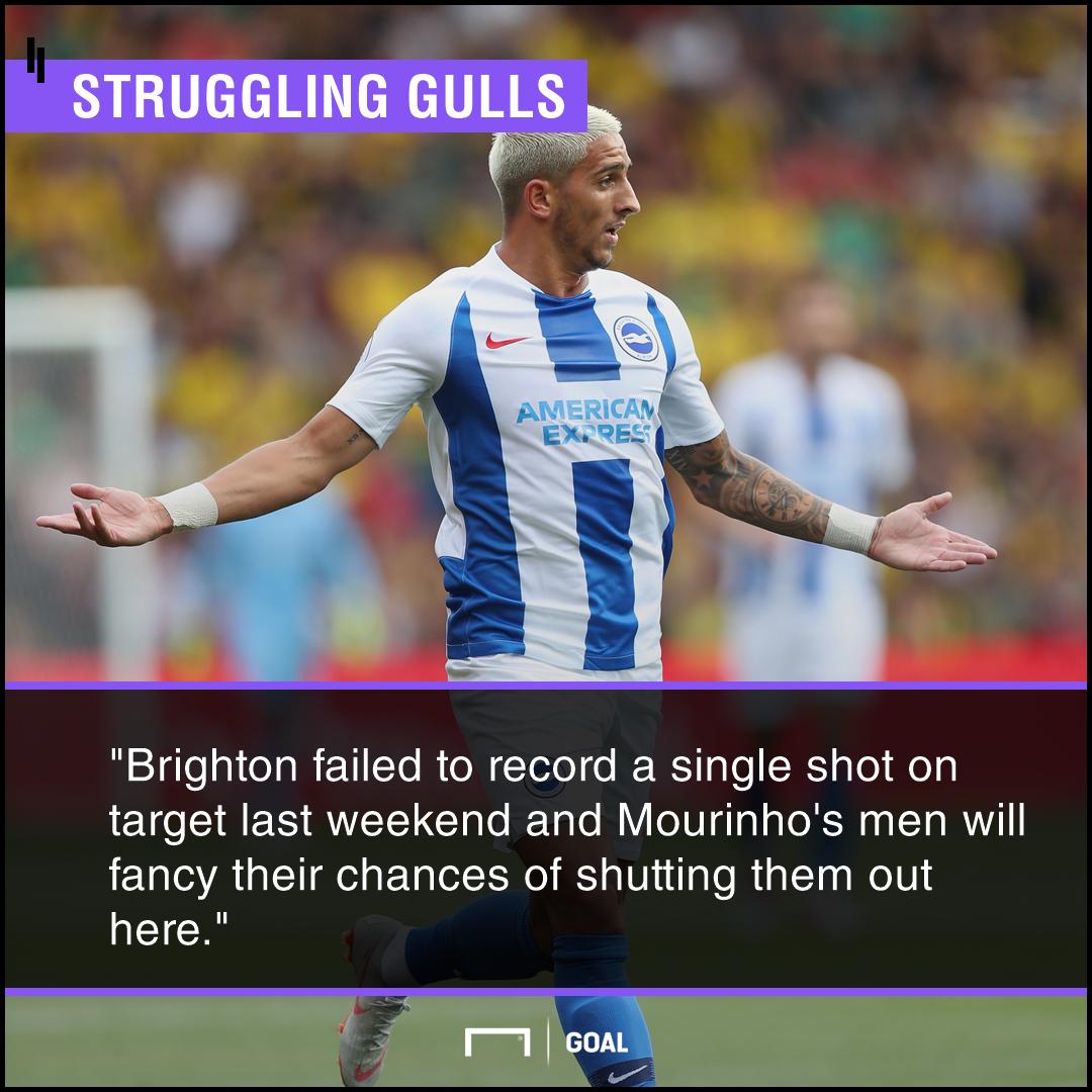 Brighton Man United graphic