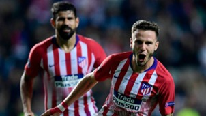 Saul Niguez Atletico Madrid Real Madrid Supercup 15082018