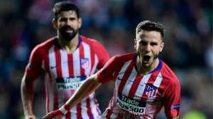 Saul Niguez Atletico Madrid Real Madrid Supercup 15082018
