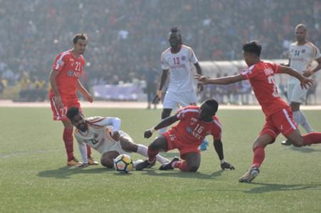 Aizawl FC vs East Bengal