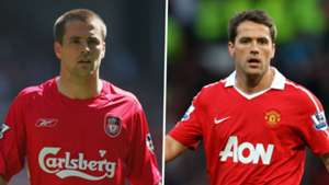 Playing for Liverpool then Man Utd like going from working for Tesco to Sainsbury's, says Owen