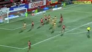 Nico Castillo gol