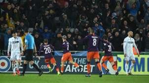 Swansea Manchester City 0319