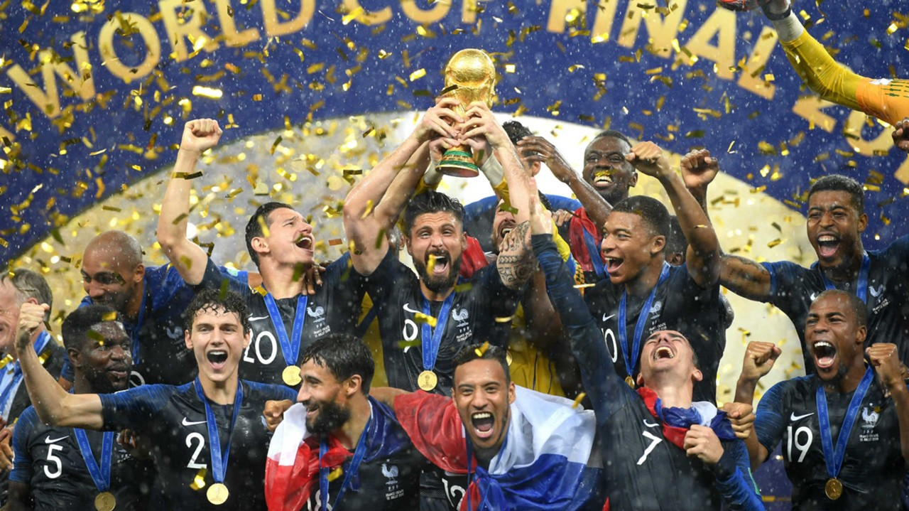 2018-07-15 France